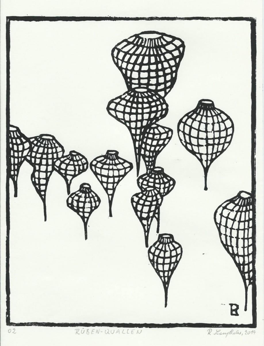 Rüben-Quallen